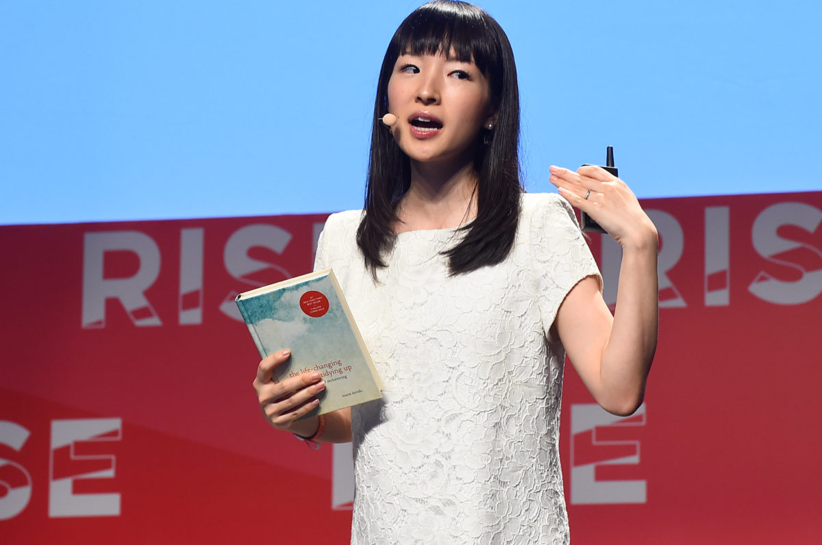Marie Kondo is Back to Spark Joy | www.workwiseasia.com