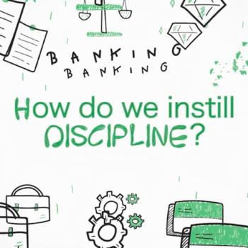 Money Changing Habits – Instilling Discipline