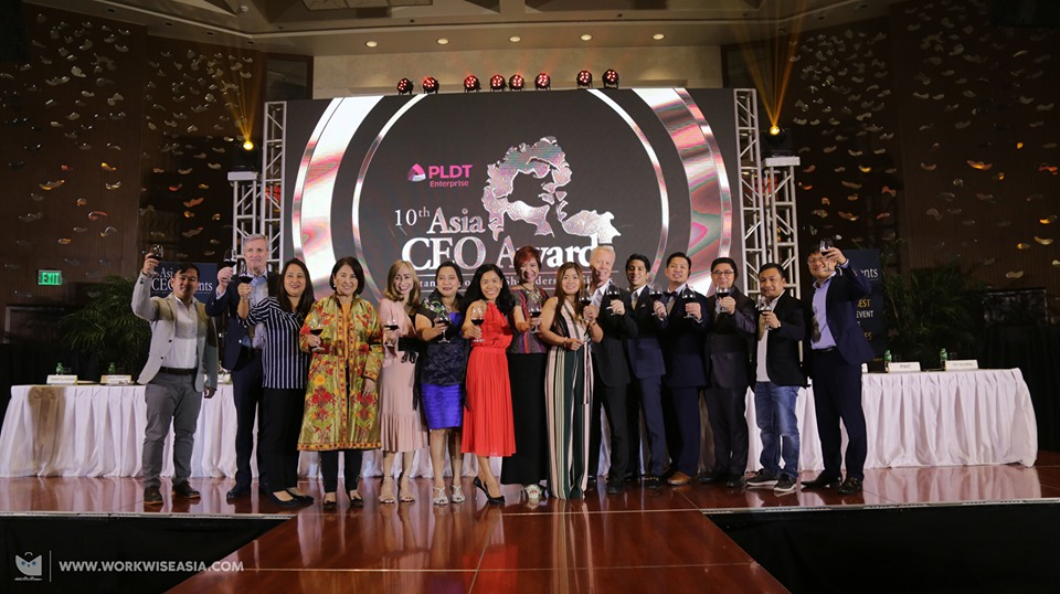 Asia CEO Launches their 10th Year Circle of Excellence Finalists | www.workwiseasia.com