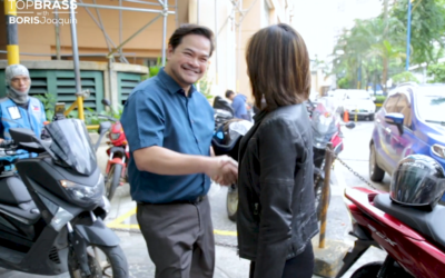 Top Brass: Angeline Tham on Angkas's Beginnings and the Road So Far